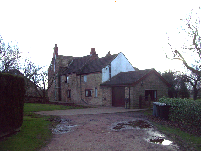 Manor Farm before construction