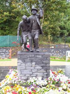 Senghenydd Miners Memorial